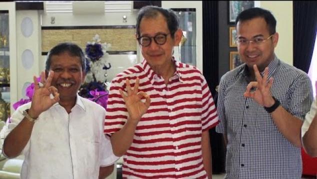 Embedded thumbnail for Gubernur Rustam Effendi Kembangkan Wisata Non Bahari untuk Dongkrak Jumlah Wisatawan